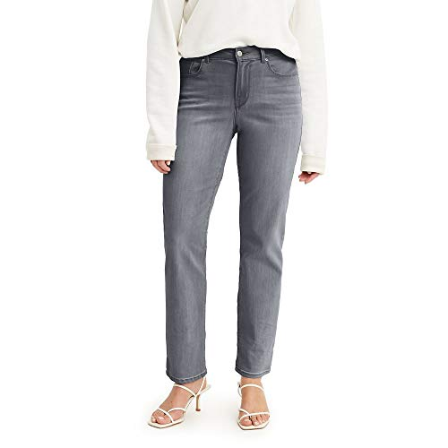 Levi's Women's Classic Straight Jeans, Grey slumber, 29 (US 8) R