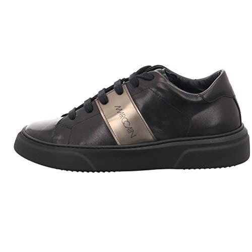 MARCCAIN Sneaker Größe 38 EU Schwarz (Schwarz)