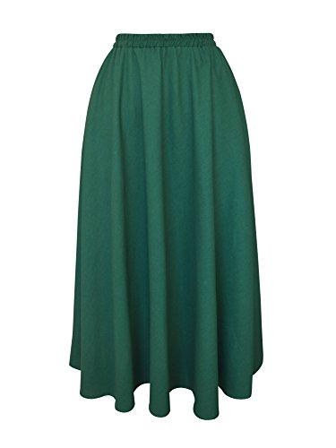 Falda Verde Marca SYEEGCS
