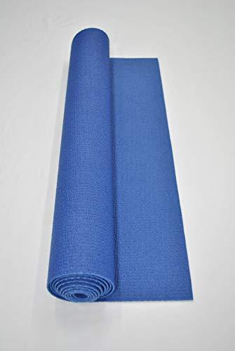 ecoYoga Esterilla Especial Iyengar 4.5mm - Azul Oscuro