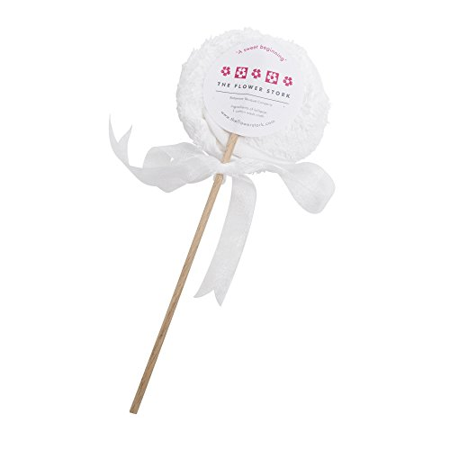 Cotton Candy – Lollipop – Blanc classique