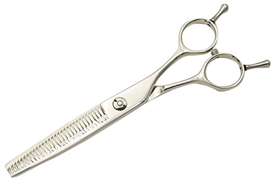 かもしれない半球歯科医DEEDS 日本の鋏専門メーカー GD2段刃セニング (6.0インチ?スキ率25%前後)