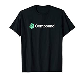Compound   DeFi Ethereum MKR DAI Bitcoin Crypto Chainlink T-Shirt