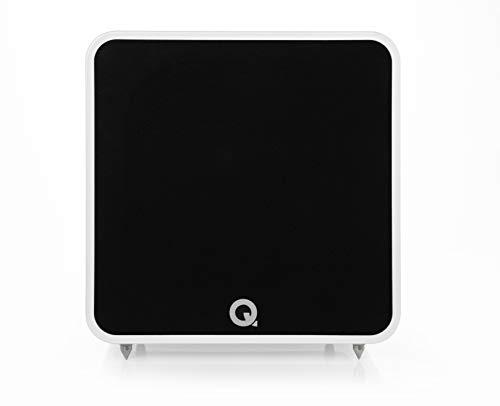 Q Acoustics Q B12 - Subwoofer - Hoogglans Wit