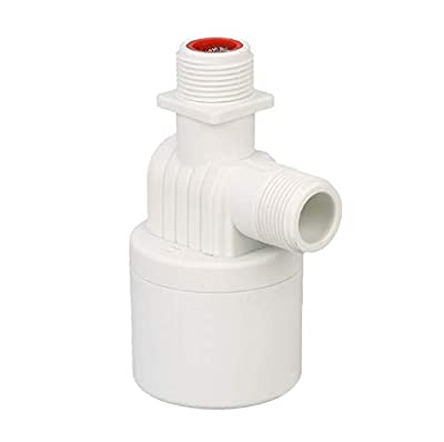"""Xuee 1/2""""3/4"""" 1""""Inner top Water Inlet Automatic Float Valve Water Level Control Valve, Used for Solar Water Tank Tower Pool(1"""") from Xuee"""