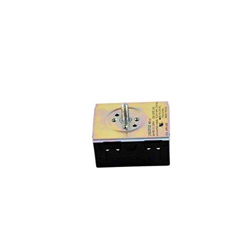 316305100 Range Surface Element Control Switch Genuine Original Equipment Manufacturer (OEM) Part