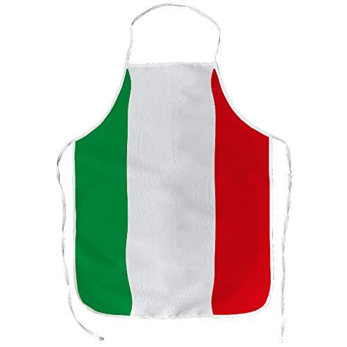 My Custom Style Grembiule #Bandiera Italia# Sartoriale Full Print