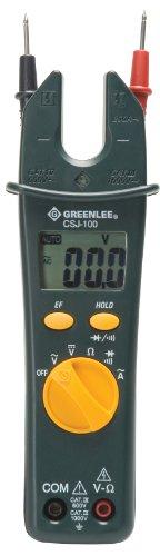 Greenlee - Clampmeter,Open Jaw (Csj-100), Elec Test Instruments (CSJ-100)