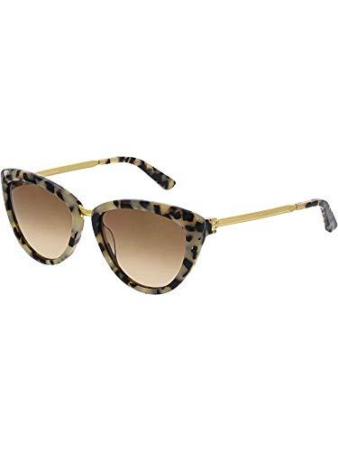 Calvin Klein CK8538S5617106 - Gafas de Sol para Mujer, Marco de plástico, Color marrón