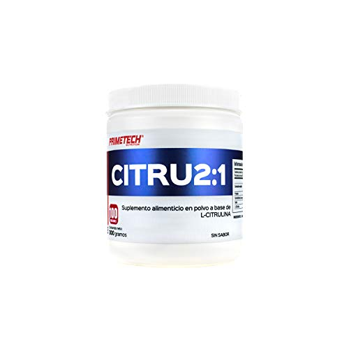 Citrulina Malato Primetech 100 serv de 3 g