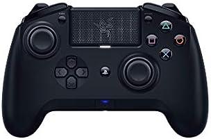 Razer Raiju Tournament 2019Mando de juegos inalámbrico y con cable para PS4 y PC, Mando Gaming con Bluetooth y cable...