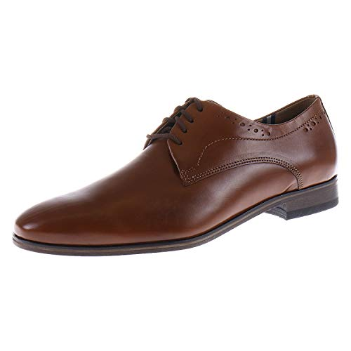 FRETZ heren schoen veterschoen Kingston Cognac 98148237