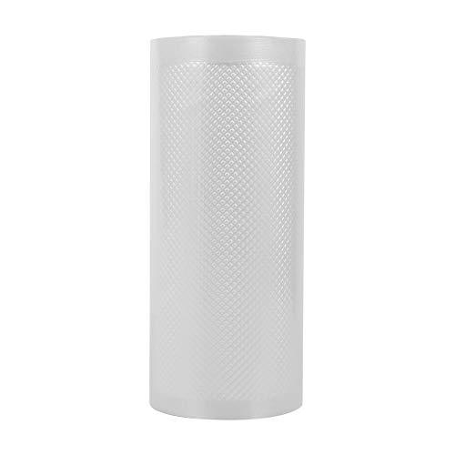 Acogedor Vacuüm Voedsel Sealer rollen Opslag Vriezer Voedsel Saver Roll Tassen Voor Vlees, Worst, Groenten, Sous Vide Koken & Meer,4 Maten [Energie Klasse A++]
