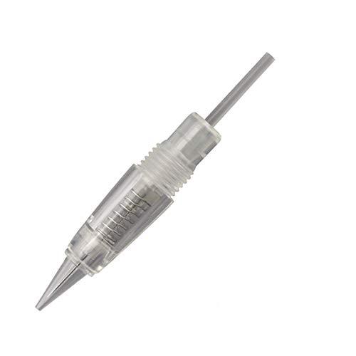20 Stück D1P 1P 3P 5P 5F 7F Einweg Nadeln Permanent Makeup Augenbrauen Lippen Tattoo Spirale Nadeln...