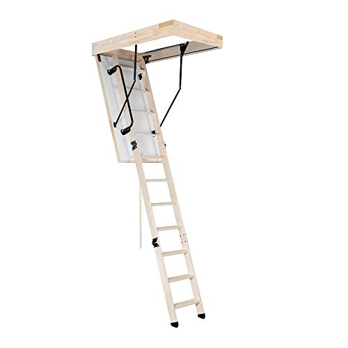 Bodentreppe PS Oman Thermo 110x55 Speichertreppe Treppe Handlauf
