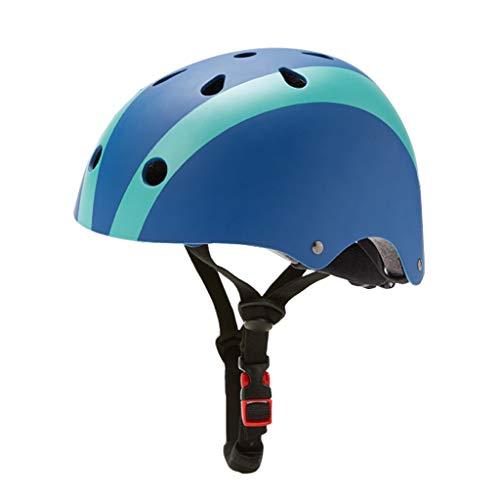 JS Casco para Niños, Equipo De Protección para Bicicleta De Equilibrio para...