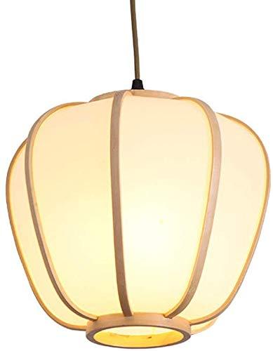 Bamboe kunst schapenvacht lantaarn kroonluchter E27 plafond licht DIY rieten rotan tinten weven licht armatuur hangende lamp slaapkamer woonkamer kantoor restaurant café YZPDD