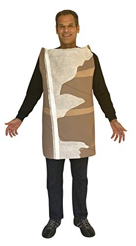 funny halloween costumes Sh!t Out of Luck Toilet Paper Costume Funny Womens Mens Dress Up Party Cosplay Halloween Costumes, Adult One Size