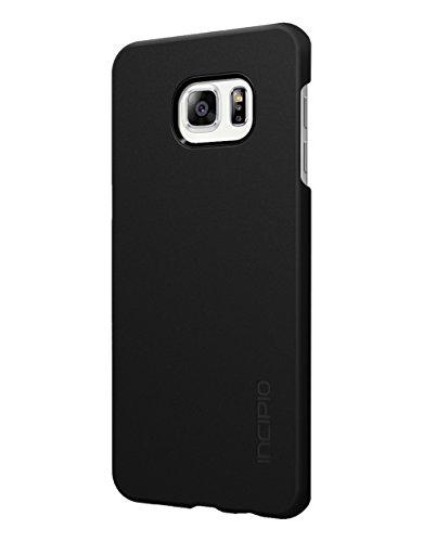 Incipio Octane Custodia per Samsung  Galaxy S6 Edge +, colore Nero (Piuma)