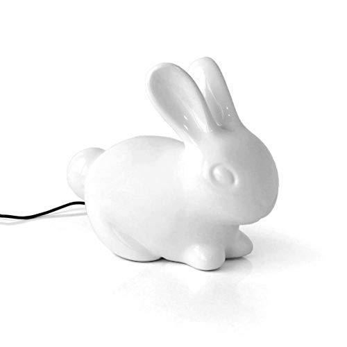 Suck UK Lampe lapin à poser ampoule LED