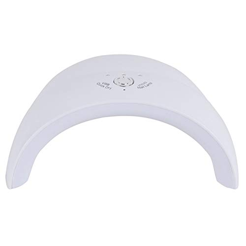 mini-one 18W nageldroger voor het genezen van nagels Gelvernis met Autom Sensor LED UV-lamp voor nagels Manicure Nail Art Tools