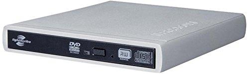 Freecom Mobile dvd-brander (USB2.0) incl. 5-pack Lightscribe CD-R