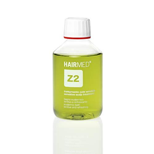 HAIRMED, Z2 Shampoo Antiprurito Capelli, Shampoo Lenitivo per Cute Irritata, Shampoo Professionale Capelli, 200 ml