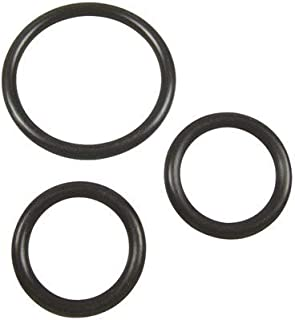 SPOUT O RING KIT FOR SINGLE HANDLE MOEN FAUCETS (EXCEPT MODEL #7400) - STOPS LEAKS WHEN SPOUT IS TURNED - FHF P-129