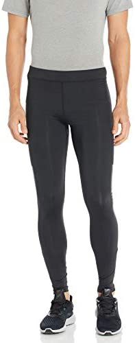 Craft Men s Lumen Urban Run Reflective Running Tights Black Silver Small product image