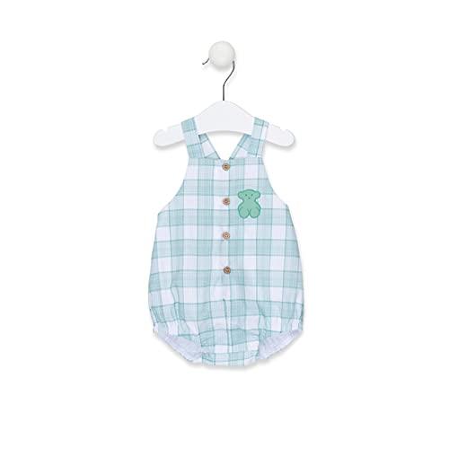 TOUS BABY - Ranita Verde a Cuadros para tu Bebé. Estampado Green. (1 Mes - 2 Años) (2 años)