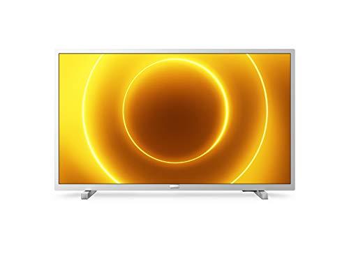 Philips 32PHS5525/12 32-Zoll-LED-Fernseher (Pixel Plus HD, Full-Range-Lautsprecher, 2 x HDMI, USB) Mittelsilber [Modelljahr 2020]