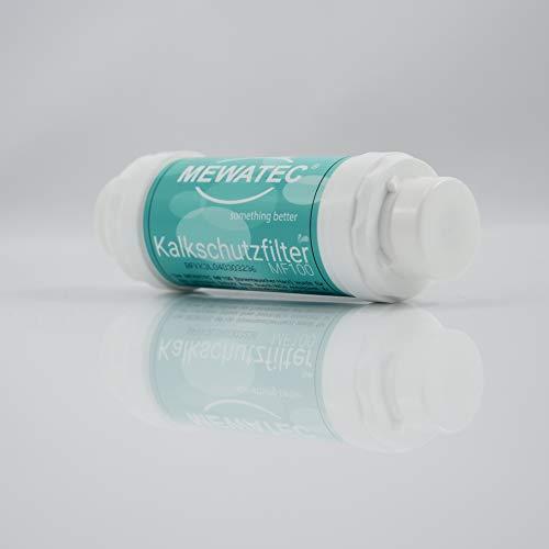 MEWATEC Kalkschutzfilter für Dusch-WCs MF100 passt auch modellübergreifend für Washlets und Bidets anderer Hersteller