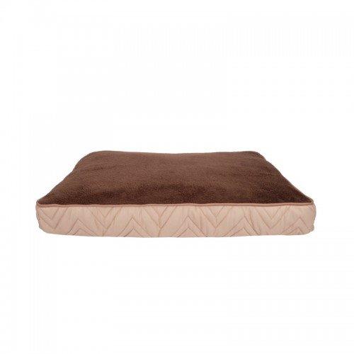 Dogit matras, bruin/wit, 51 x 73 cm