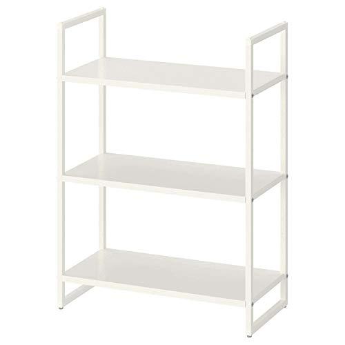 Ikea JONAXEL - Estantería de cocina (25 x 51 x 70 cm), color blanco