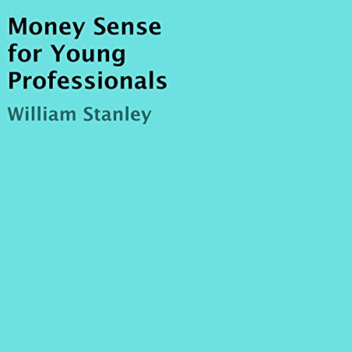 Money Sense for Young Professionals audiobook cover art