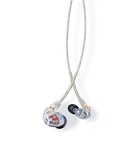 Shure SE535-CL-E Sound Isolating Earphones (International Version)