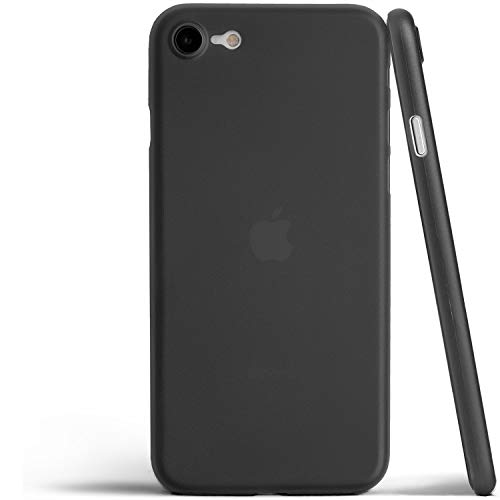 totallee Thin iPhone SE Case, Thinnest Cover Ultra Slim Minimal - for Apple iPhone SE (2020)...