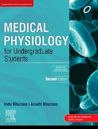 Medical Physiology for Undergraduate Students, 2nd Updated Edition
