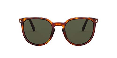 Persol 0PO3226S Gafas de Sol, Havana, 51 Unisex
