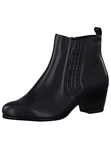 Tamaris Damen 1-1-25300-25 Chelsea Boot 805 ANTIshokk, ANTIslide, Removable Sock