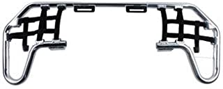 Tusk Comp Series Nerf Bars Silver With Black Webbing, Yamaha Banshee 350 1987-2006