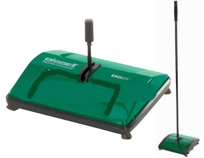 Best Deals! Bissell Commercial Push Sweeper