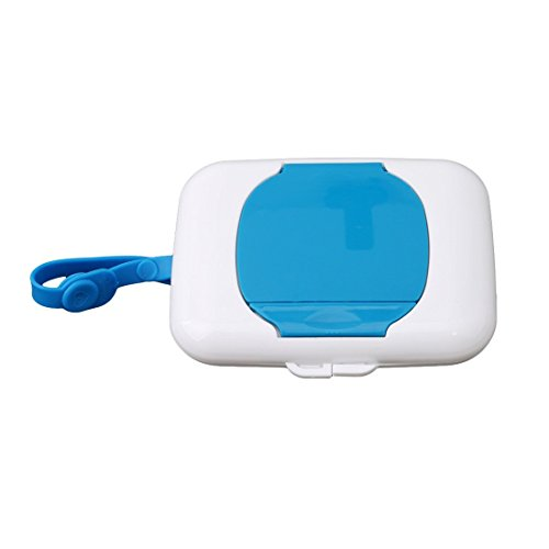 Lalang Baby Wipes Dispenser Box Travel Portable Wet Tissue...