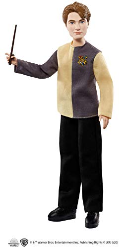Harry Potter Muñeco Cedric Diggory de la colección de Cáliz de Fuego (Mattel GKT96) 2