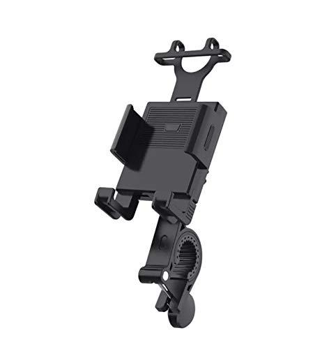 Soporte Universal para teléfono móvil para Motocicleta, Bicicleta, Soporte de rotación de 360 Grados para teléfono, Accesorios para Bicicleta