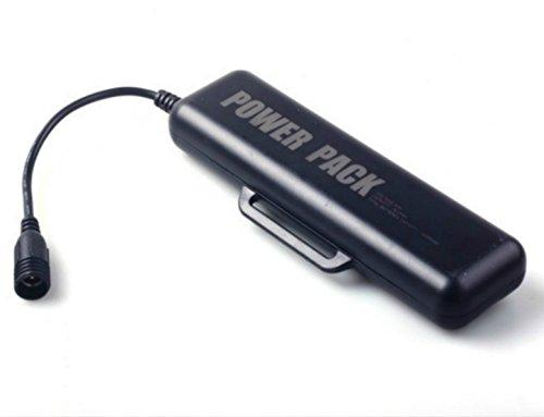 Batería de repuesto para luces de bicicleta, 10400mAh, impermeable, 8,4 V, grupo de baterías para luces de bicicleta LED Cree T6, para linternas frontales Cree T6, paralá.