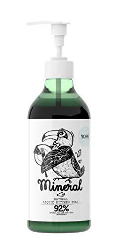 Yope - Sapone da Cucina Mineral (500ml)