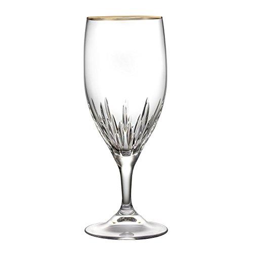 Vera Wang Wedgwood Duchesse - bebida gelada, ouro