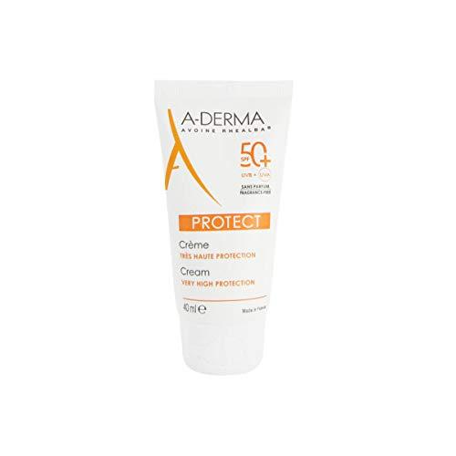 ADERMA PROTECT CREMA 50+ SIN PERFUME
