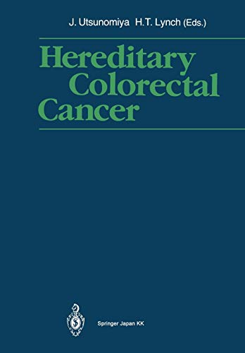 Hereditary Colorectal Cancer: Proceedings of the Fourth International Symposium on Colorectal Cancer (ISCC-4) November 9-11, 1989, Kobe Japan